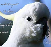 Loving words by Renee Chamberlin