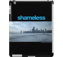 Shameless - Chicago skyline iPad Case/Skin