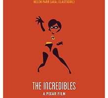 The Incredibles: Elastigirl by SITM