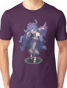 Pokemon / Pokémon X and Y - Hex Maniac and Haunter Unisex T-Shirt