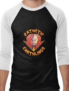 Ming the Merciless - Pathetic Earthlings Variant Two Men's Baseball ¾ T-Shirt