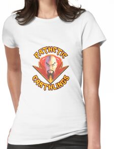 Ming the Merciless - Pathetic Earthlings Variant Two Womens Fitted T-Shirt