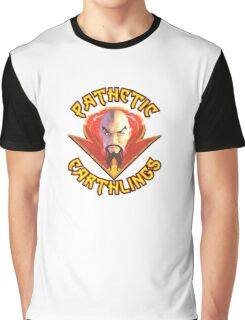 Ming the Merciless - Pathetic Earthlings Variant Two Graphic T-Shirt