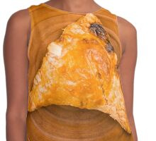 Midle asian samsa with meat Contrast Tank
