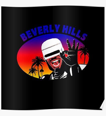BEVERLY HILLS AXEL FOLEY ROBOCOP (2) Poster