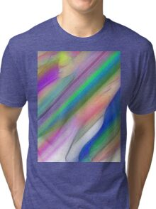 Ribbons In The Sky Tri-blend T-Shirt