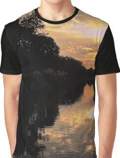 Sunrise in Suburbia Graphic T-Shirt