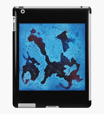 Oil & Water 5.3 iPad Case/Skin