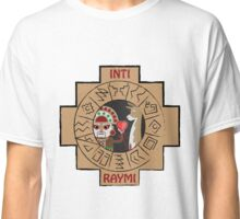 INTI RAYMI SACRIFICE Classic T-Shirt