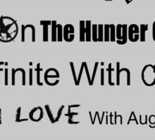 Multi-fandom Book Lover Sticker