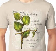 The Tree Of Beginnings Unisex T-Shirt