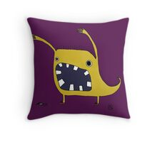 Halloween Spider Thrower Throw Pillow