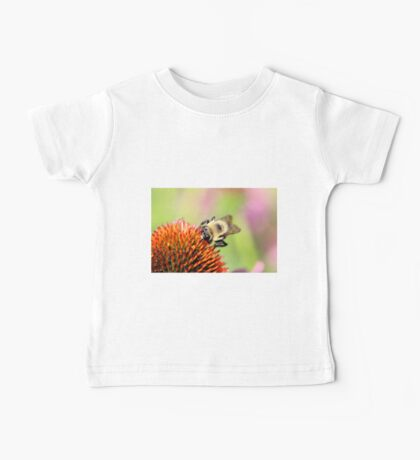 Fuzzy bumble Baby Tee