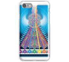 Spirituel canon - The 7 rays iPhone Case/Skin