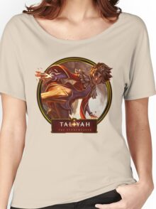 Taliyah Women's Relaxed Fit T-Shirt