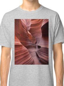 Rattlesnake Canyon curves Classic T-Shirt