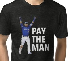 EDWIN | PAY THE MAN Tri-blend T-Shirt