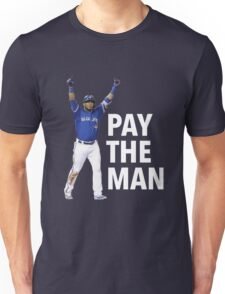 EDWIN | PAY THE MAN Unisex T-Shirt