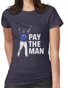 EDWIN | PAY THE MAN Womens Fitted T-Shirt