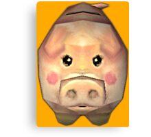 Shenmue Piggy Bank Shenmue Canvas Print