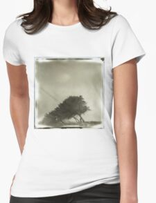 FALLEN KODAMA Womens Fitted T-Shirt