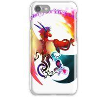 Explore You'r Imagination iPhone Case/Skin