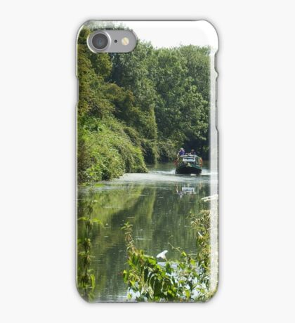 Canal with a history. iPhone Case/Skin