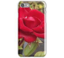 mini red iPhone Case/Skin