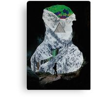 Courageous Caver Canvas Print