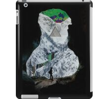 Courageous Caver iPad Case/Skin