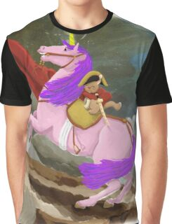 Grumpy crossing the alps Graphic T-Shirt