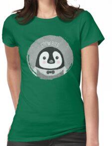 Snow Bird Womens Fitted T-Shirt