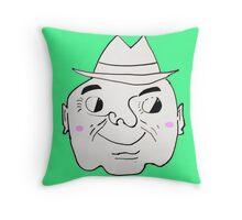 Big Boy Throw Pillow
