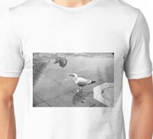 Seagull in San Marco square Unisex T-Shirt