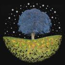 Starry Night Sky by Rob Price