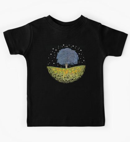 Starry Night Sky Kids Clothes