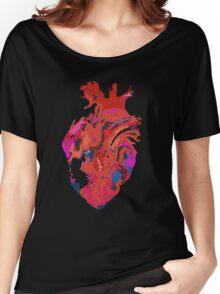 Warped heart Women's Relaxed Fit T-Shirt
