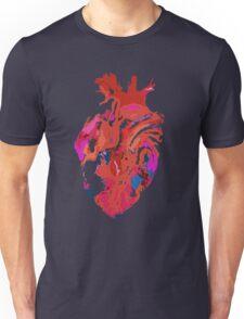 Warped heart Unisex T-Shirt