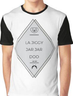 Jiggy -Carl Poppa Graphic T-Shirt