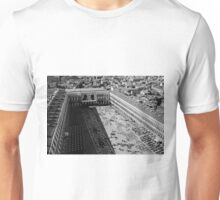 San Marco square from the top Unisex T-Shirt