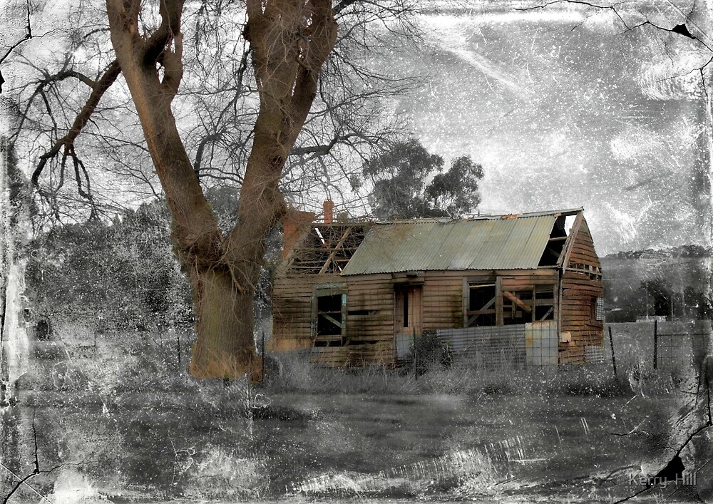 In Ruins by Kerry  Hill