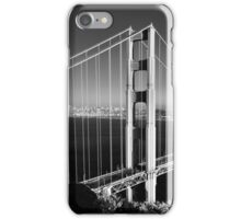Golden Gate Bridge at Sunset iPhone Case/Skin