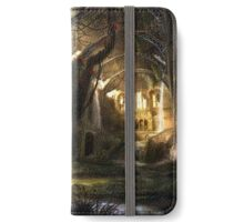 Fantasy Temple iPhone Wallet/Case/Skin