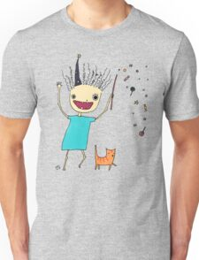 Little loud witchy witch Unisex T-Shirt