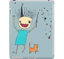 Little loud witchy witch iPad Case/Skin