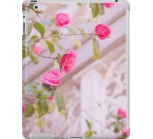 Pink Camellia iPad Case/Skin