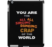 Fight Club Singing Dancing Crap of the World iPad Case/Skin