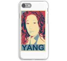 "Grey's anatomy - ""Oh, screw beautiful, I'm brilliant! "" - Cristina Yang * notebooks and journals added iPhone Case/Skin"