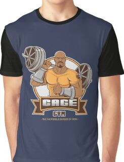 CAGE GYM Graphic T-Shirt
