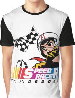 Color SpeedRacer NASCAR Graphic T-Shirt
